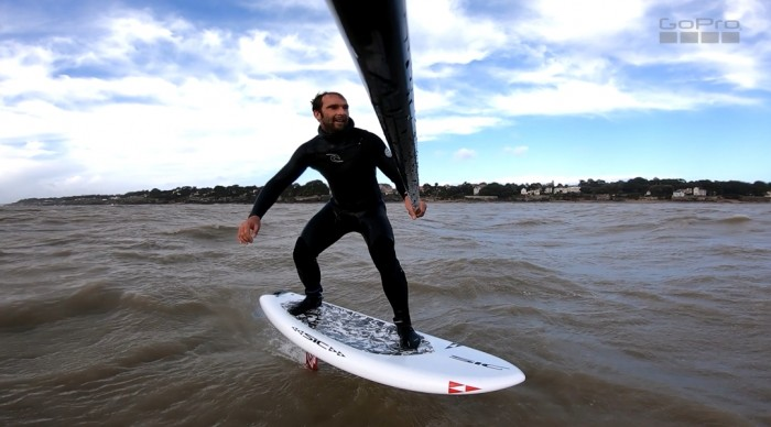Eric Terrien Pro Sup Racer Watersports Professional